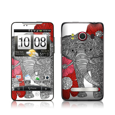 HTC Evo Skin - The Elephant