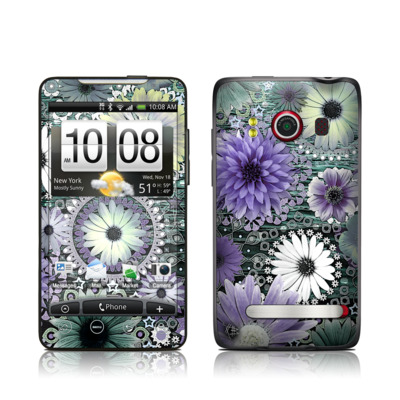 HTC Evo Skin - Tidal Bloom