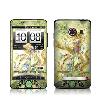 HTC Evo Skin - Virgo