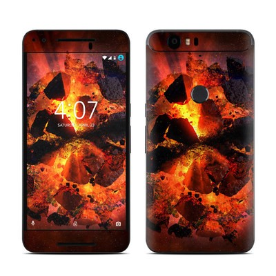 Huawei Nexus 6P Skin - Aftermath