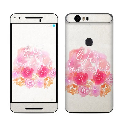 Huawei Nexus 6P Skin - Beautiful