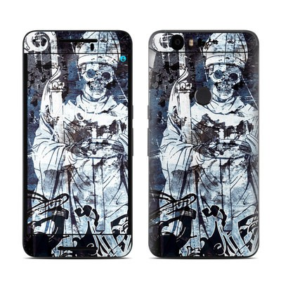Huawei Nexus 6P Skin - Black Mass