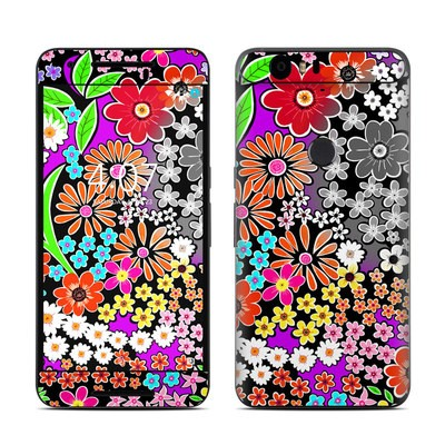 Huawei Nexus 6P Skin - A Burst of Color