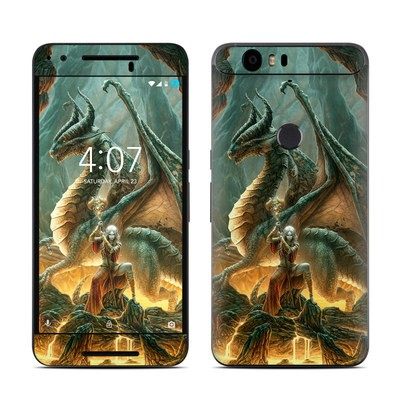 Huawei Nexus 6P Skin - Dragon Mage