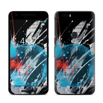 Huawei Nexus 6P Skin - Element-Ocean