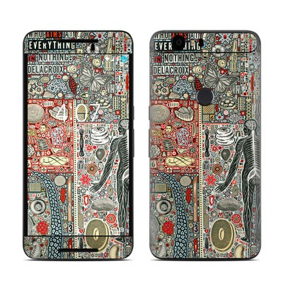 Huawei Nexus 6P Skin - Everything and Nothing