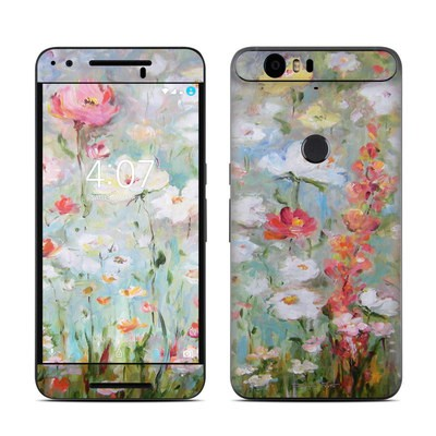 Huawei Nexus 6P Skin - Flower Blooms