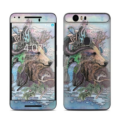 Huawei Nexus 6P Skin - Forest Warden
