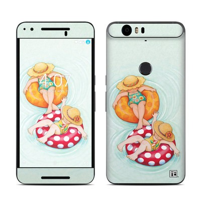 Huawei Nexus 6P Skin - Inner Tube Girls