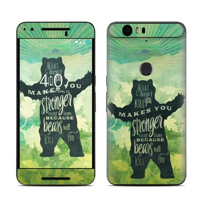 Huawei Nexus 6P Skin - What Doesnt Kill You