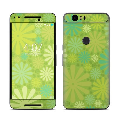 Huawei Nexus 6P Skin - Lime Punch