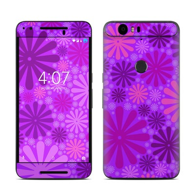 Huawei Nexus 6P Skin - Purple Punch