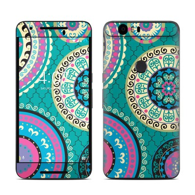 Huawei Nexus 6P Skin - Silk Road