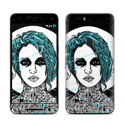 Huawei Nexus 6P Skin - The Siren