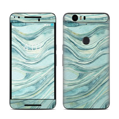 Huawei Nexus 6P Skin - Waves