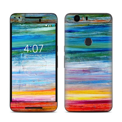 Huawei Nexus 6P Skin - Waterfall