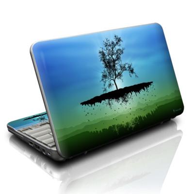 HP Mini Skin - Flying Tree Blue