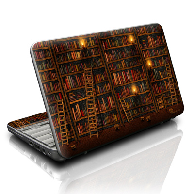 HP Mini Skin - Library