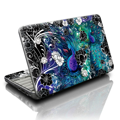 HP Mini Skin - Peacock Garden