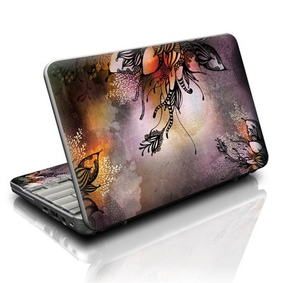 HP Mini Skin - Purple Rain