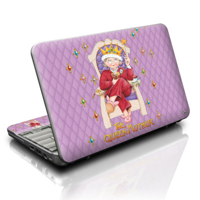 HP Mini Skin - Queen Mother