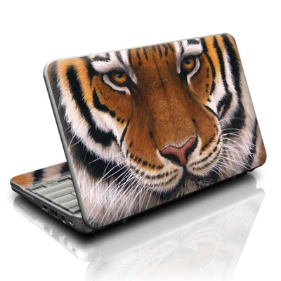HP Mini Skin - Siberian Tiger