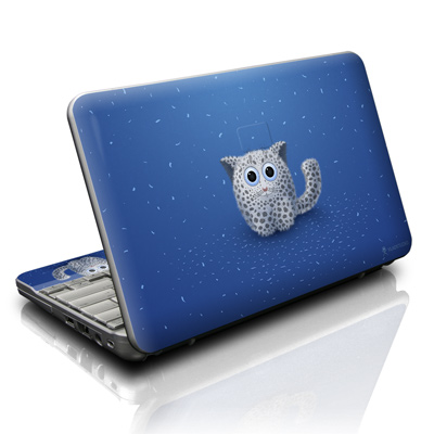 HP Mini Skin - Snow Leopard