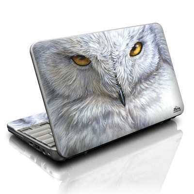 HP Mini Skin - Snowy Owl