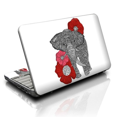 HP Mini Skin - The Elephant