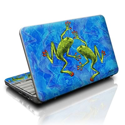 HP Mini Skin - Tiger Frogs