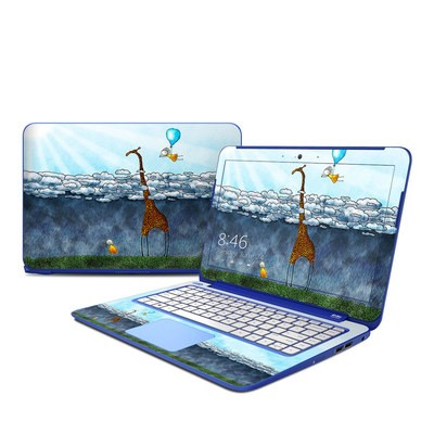 HP Stream 13in Skin - Above The Clouds