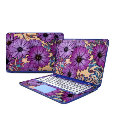 HP Stream 13in Skin - Daisy Damask