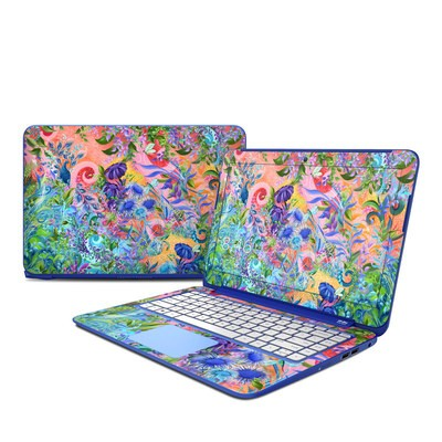 HP Stream 13in Skin - Fantasy Garden