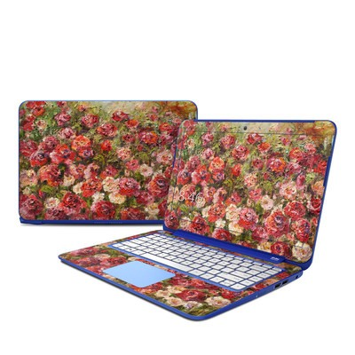 HP Stream 13in Skin - Fleurs Sauvages