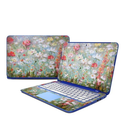 HP Stream 13in Skin - Flower Blooms