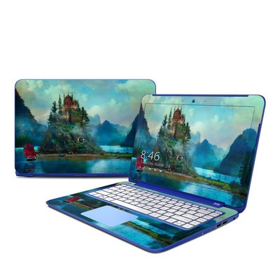 HP Stream 13in Skin - Journey's End