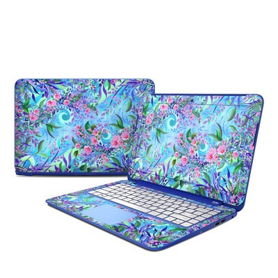 HP Stream 13in Skin - Lavender Flowers