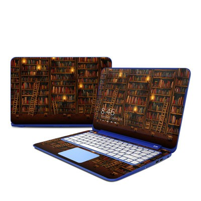 HP Stream 13in Skin - Library