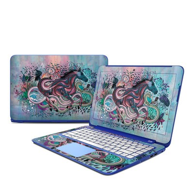 HP Stream 13in Skin - Poetry in Motion