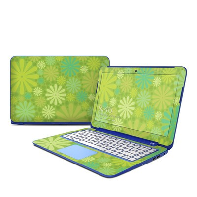 HP Stream 13in Skin - Lime Punch
