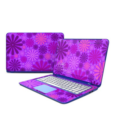 HP Stream 13in Skin - Purple Punch