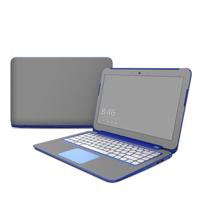 HP Stream 13in Skin - Solid State Grey