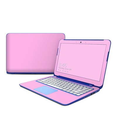 HP Stream 13in Skin - Solid State Pink