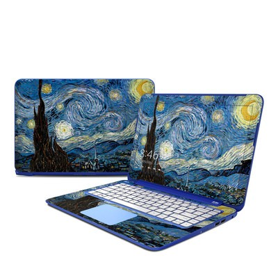 HP Stream 13in Skin - Starry Night