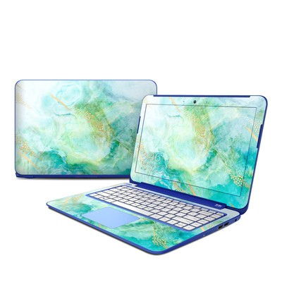 HP Stream 13in Skin - Winter Marble