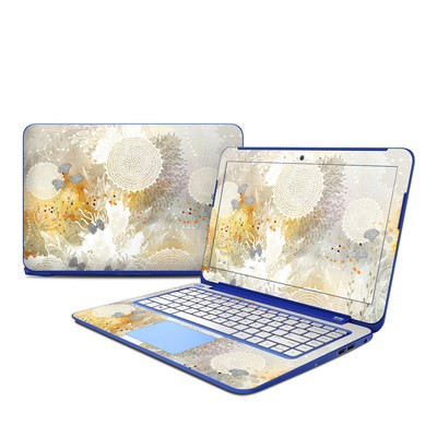 HP Stream 13in Skin - White Velvet