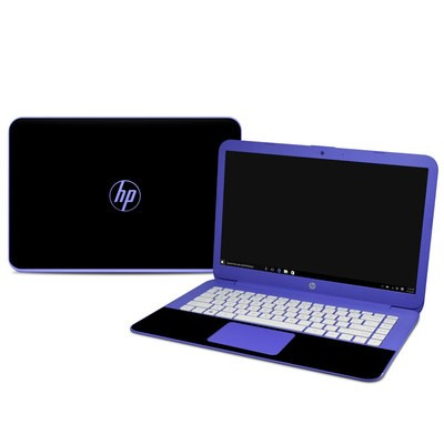 HP Stream 14in Skin - Solid State Black