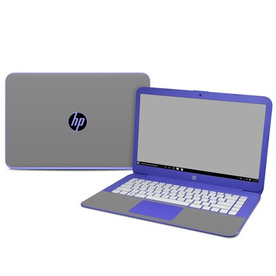 HP Stream 14in Skin - Solid State Grey