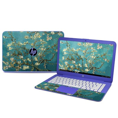 HP Stream 14in Skin - Blossoming Almond Tree
