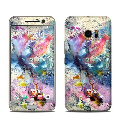 HTC 10 Skin - Cosmic Flower